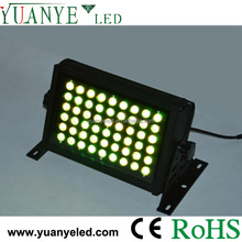 54W 100W 200W DMX RGB Waterproof IP65 Led Flood Light Outdoor Light Led