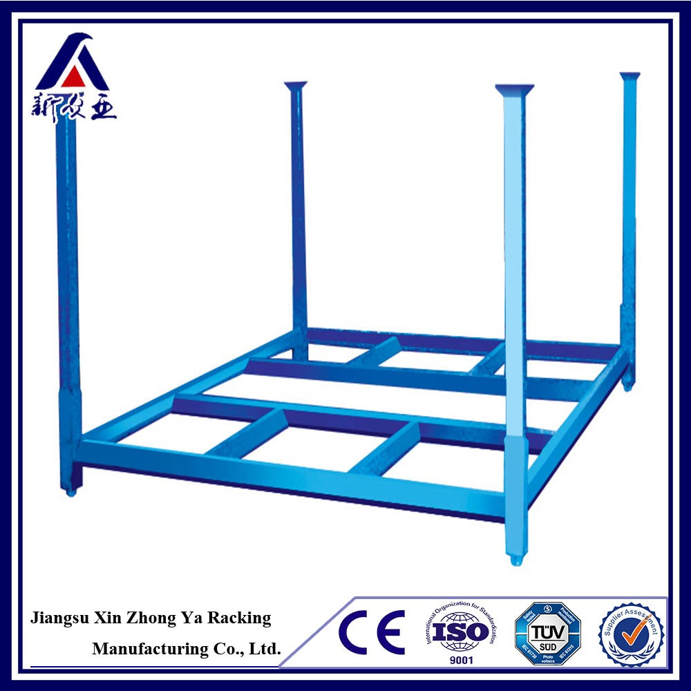 customized stackable heavy duty storage stack racking