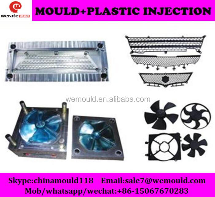 plastic auto air funnel mold