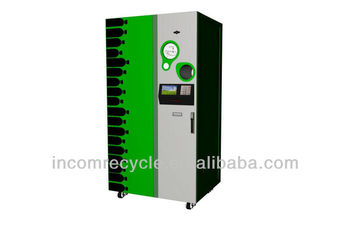 Automatic recerse vending machines-2016 new model