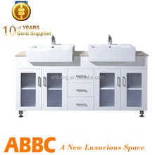 Modern bathroom product of cabinet made by PRC Rb382-1500g