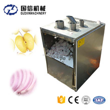 Electric Vegetable Processing Tools Industrial Automatic Vegetable And Fruit Ring Slicer