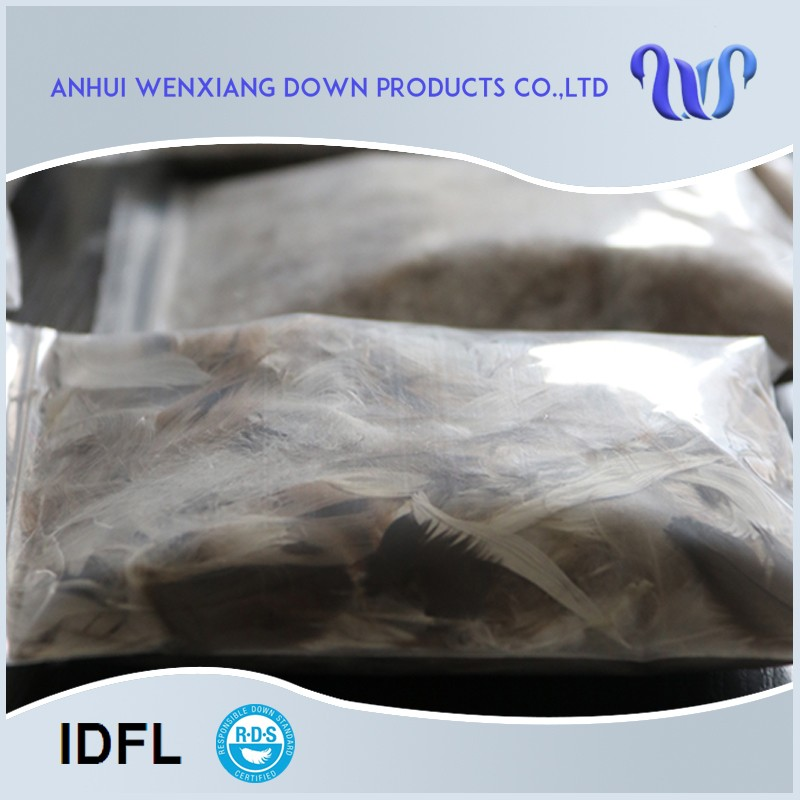2-4CM Washed Grey Duck Feather filling mattress