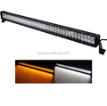 "52 Inch LED Work Light Bar, Mining Bar(KF-WP300D,52"") 300W,Double Color,Amber & White"