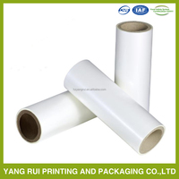 Transparent LLDPE Strech Film Plastic Packing Film/factory price plastic roll film