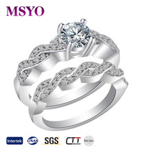 Yiwu Wholesale Couple Rings For Engagement Fashion Couple Rings For Engagement