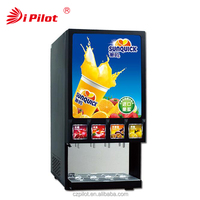 SUNQUICK Version Bag-in-Box Concentrated Juice Dispenser-Corolla 4S (with LED panel)