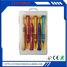 Telecom Precision Screwdriver Set for Laptop, Mobile phone repair mini screwdriver set
