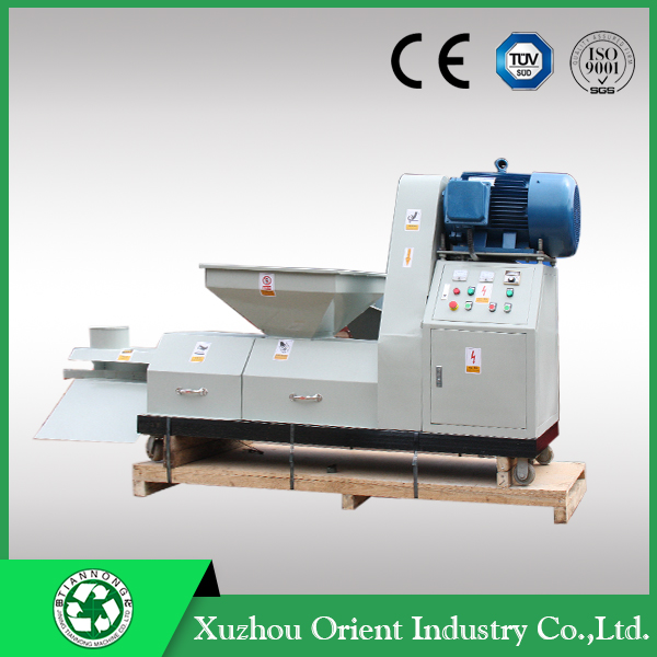Supply of briquette machine industry