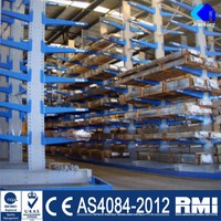 Pipe Rack System Industrial Storage Cantilever Rack Heavy Duty