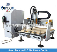 FS4040A save zone mini PCB board cnc engraving /drilling machine