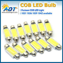 Bright White c5w 5W COB LED Festoon 38mm 39mm INTERIOR Dome Light 239 272 C5W