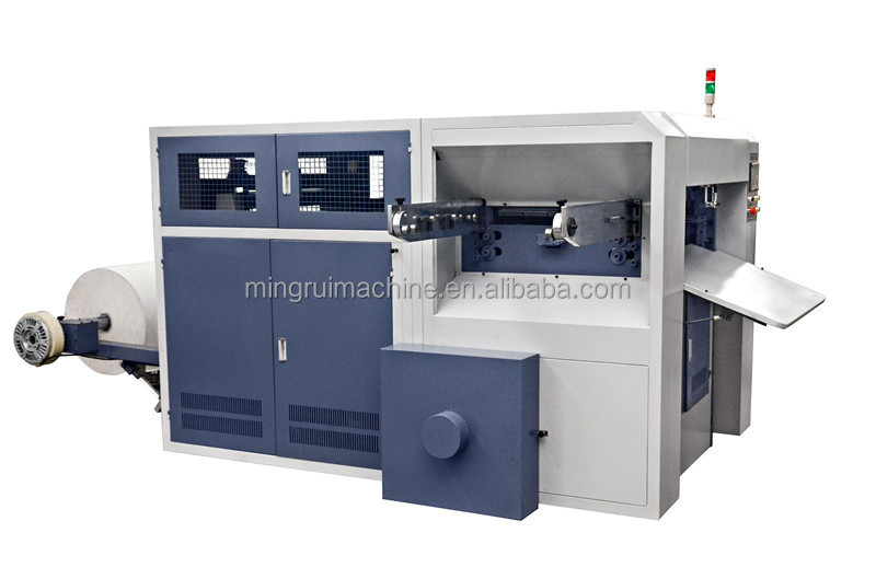 MR-930 CNC Automatic Multifunction Paper Roll Creasing Die Cutter Manufacturer