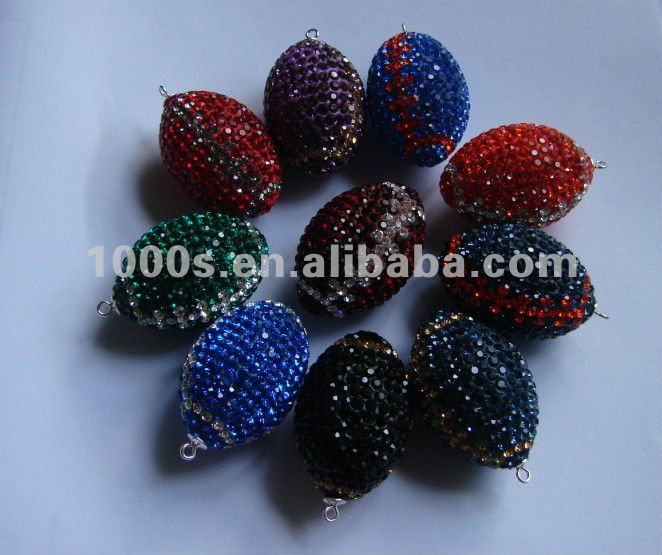 Wholesale American football sports charms