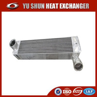 china supplier aluminum plate fin celsius air cooler