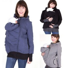 X89763A Custom Pregnancy Kangaroo Hoody Coat Wholesale Maternity Clothes for women clothing