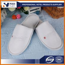 Hot selling cheap thick sole velvet hotel winter indoor slipper