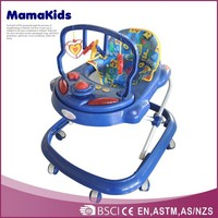 Wholesale High Quality China New Model Rolling Baby Walker Car Shape
