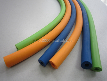 Good elastic latex rubber tube,latex hose for sports and exercise