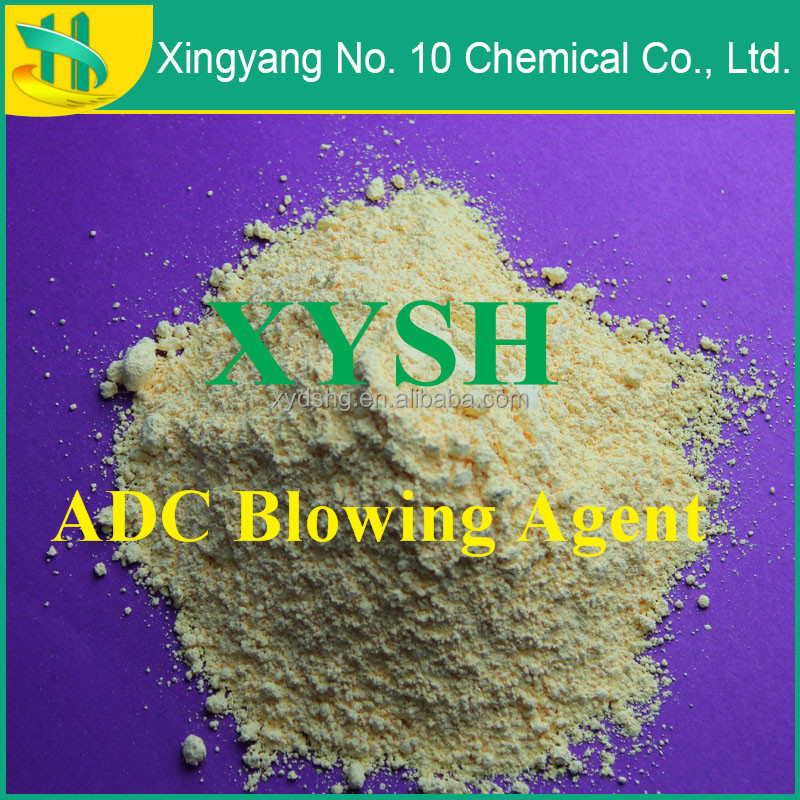 Factory Supply Super Grade ADC Blowing Agent for Rubber/PVC/PP/PE <strong>Industry</strong> Blowing