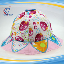 Cheap Custom Hot Sale Printed Bucket Hats For Kids