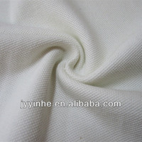 100% organic cotton mesh jersey fabric for textile