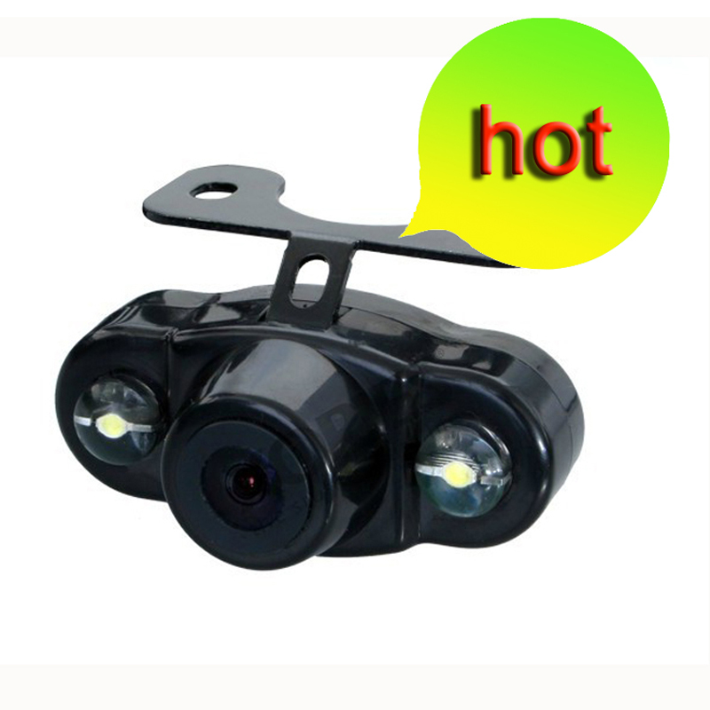 Best selling car parking sensor camera with 2 IR lens