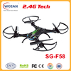 2015-new item drone 2.4G technology control drone 4-Axis good price rc quadcopter helicopter