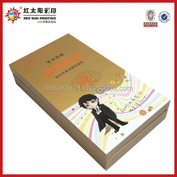 Wholesale Custom Doll Packaging Box