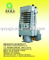 EVA(PE/RUBBER) plastic sheet foaming machine