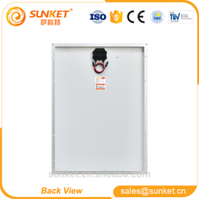 Trade Assurance 250w solar panel with frame and mc4 connector for kc spare parts