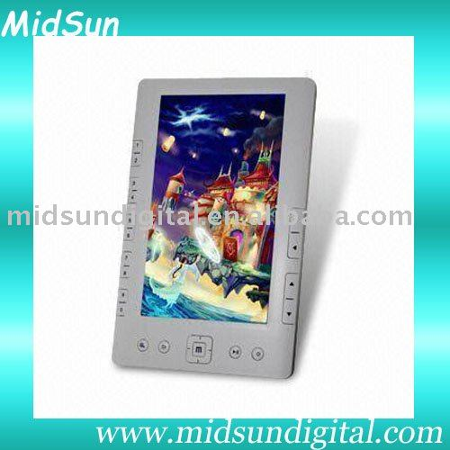10 inch ebook reader with WIFI FM function and 3G optional