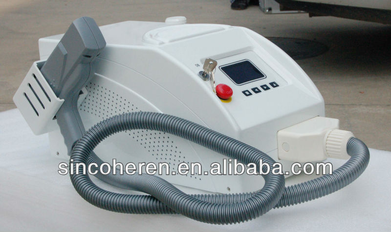 tattoo removal laser for sale.portable laser hair removal machine with good quality best tattoo removal machine with CE