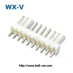 PCB connector 10 pin automotive connector white 22-27-2101