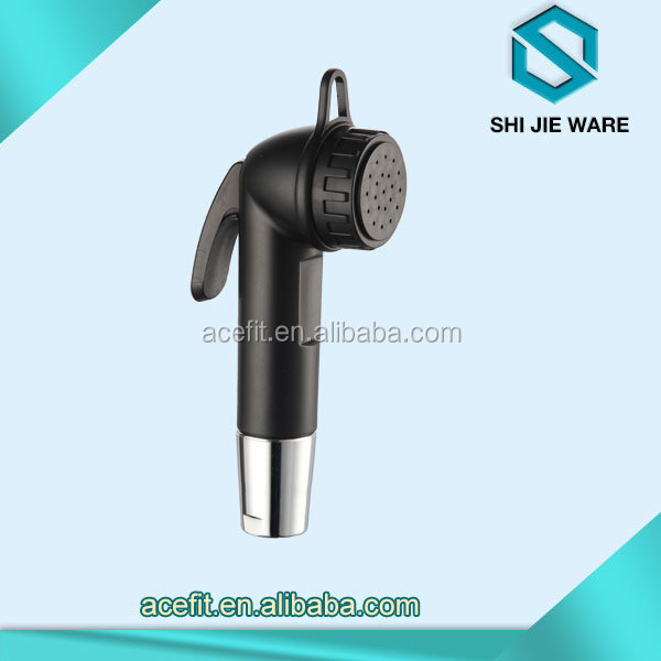 Factory price bathroom accessories shattaf sprayers toliet bidet spray ABS shower bidet