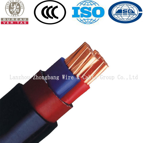 LT XLPE or PVC Insualted Power Cable