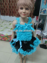 Wholesale Kids Persnickety Clothes Tutus Top with Petticoat Set Girls Skirts Dress Pettiskirts Sets