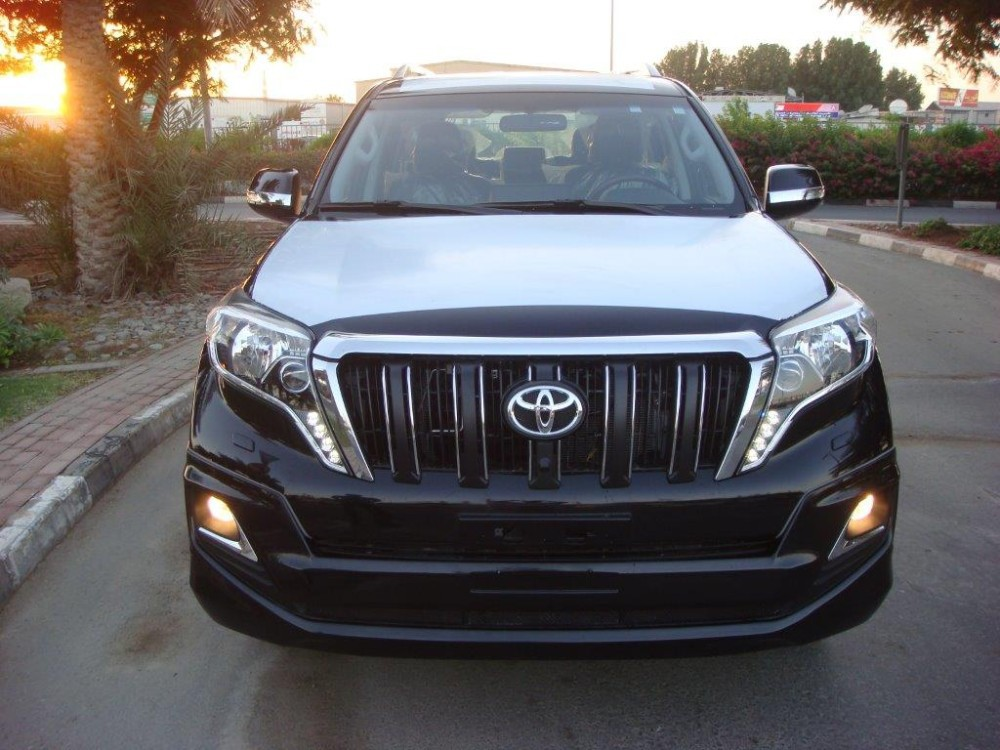 NEW CARS IN DUBAI TOYOTA PRADO TXL 2.7L PETROL AUTOMATIC