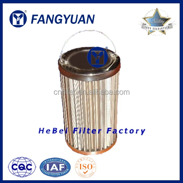 Pleated Cartridge Metal Filter