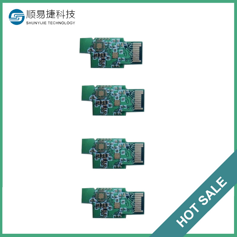4 layer sim900 module pcb board