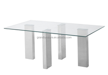New Design Glass Coffee Table Living Room Furniture
