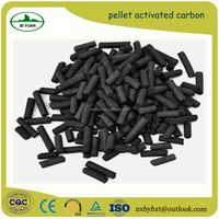 Grade A column activated carbon for water treatment