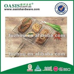 bbq grill/bbq wire grill/ bbq wire mesh chrome plate