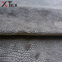 china textile, burnout sofa fabric super soft short plush velour furnishing fabrics with high quality and competitive price