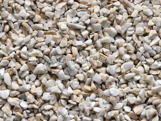 construction crushed stone chips