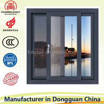 Window Doors Design Aluminum Lifting and Sliding Window