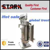 Vertical Disc Stack Separation Extracting Olive Oil Machine