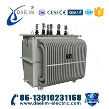 Economical safe 3 phase 13.8kv 500kva distribution transformer