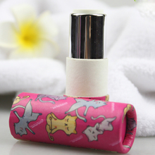 Custom High-grade Paper Tube Packaging For Umbrella/Food/Underwear/Gift box/Eco Kraft paper lip balm tubes/containers