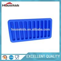 New design silicone ice cube tray with lid with low price